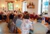 Mittagsmahl im Waldstein- Hotel