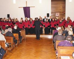 Neuer Chor Dresden in Sebnitz
