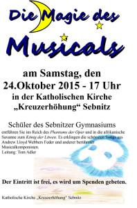 Die Magie des Musicals
