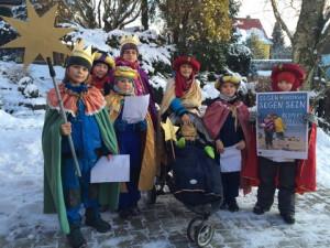 evangelische Gruppe in Altstadt