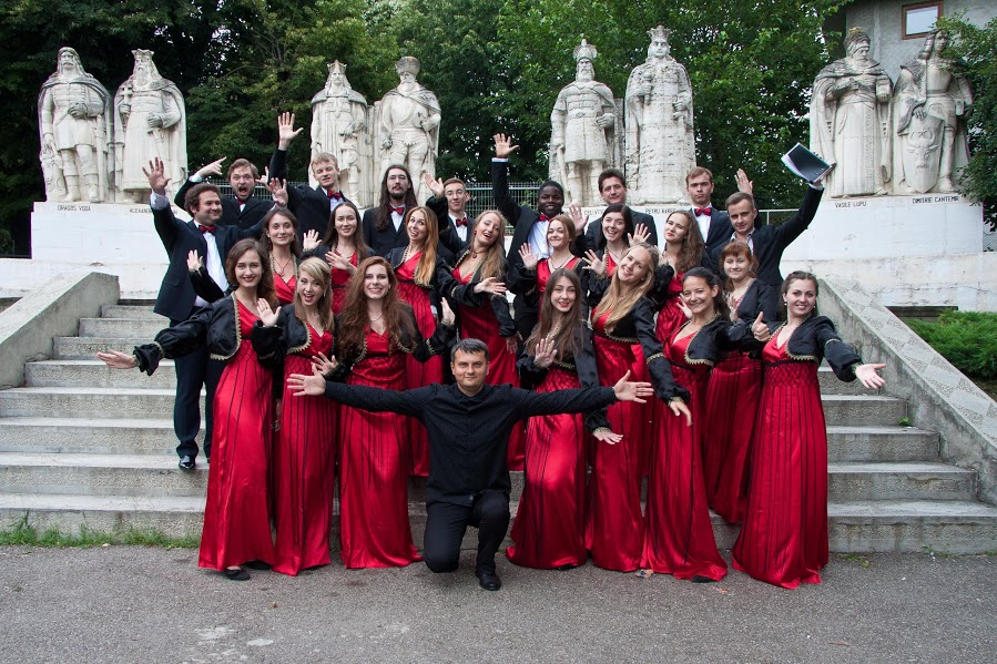 Studentenchor der Nationalen Technischen Universität Kiew
