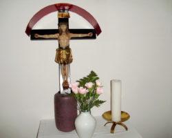 Jesus am Kreuz Neustadt/ Sa.