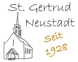 90 Jahre Katholische Pfarrkirche St. Gertrud Neustadt in Sachsen