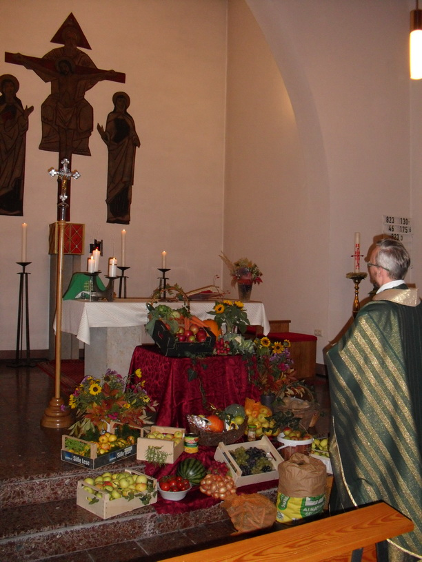 Erntedank 2018 in Neustadt in Sachsen