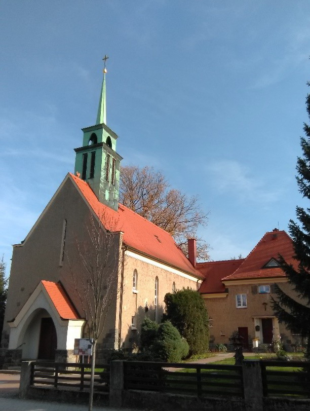 90 Jahre Katholische Kirche in Neustadt